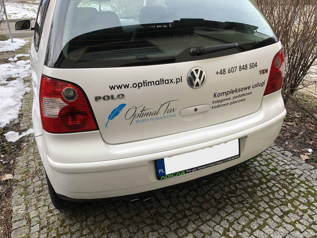 OptimalTax - VW POLO