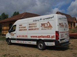 Galand 2 - VW Crafter